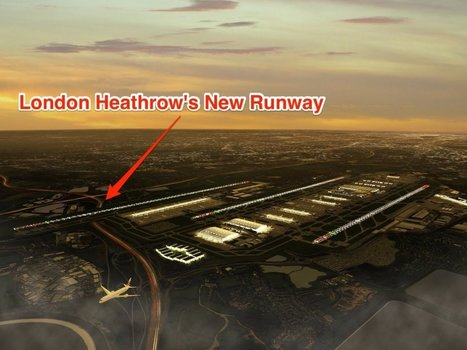 This is the change everyone has been waiting for at London's Heathrow Airport - Business Insider | Urban Places | Scoop.it