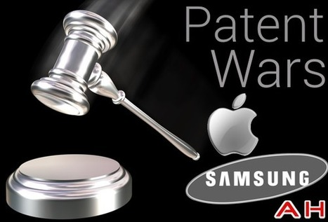 Apple v Samsung gets Hotter: No Apple Phones without Samsung Patents | Little things about tech | Scoop.it