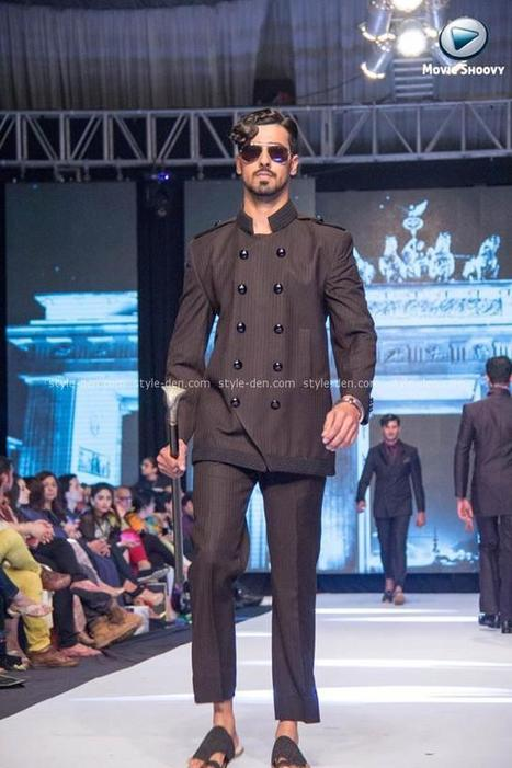 Nauman Arfeen at Karachi Fashion Week AW 2014 15 | Style Den | Scoop.it