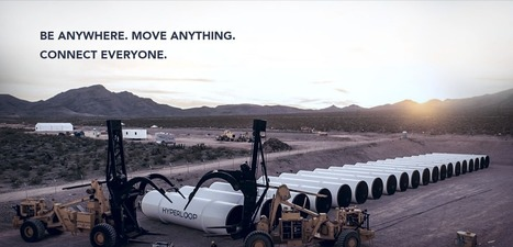 #Hyperloop One puts traditional transportation to shame in its first successful propulsion test in Nevada -  | ALBERTO CORRERA - QUADRI E DIRIGENTI TURISMO IN ITALIA | Scoop.it