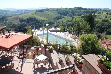 Best Le Marche Accommodations: Hotel Leone, Montelparo | Le Marche Properties and Accommodation | Scoop.it