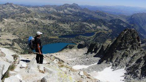 Du haut du Néouvielle - Joëlle Perez | Vallée d'Aure - Pyrénées | Scoop.it