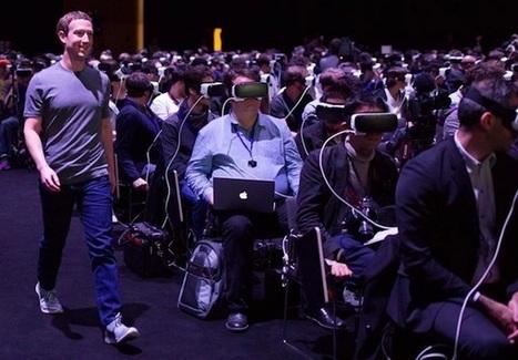 2017 sera l'année de la réalité virtuelle | E-santé, M-Santé, web 2.0, web 3.0, serious games, télémédecine, quantified self | Scoop.it