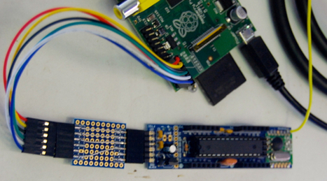 Resetting a JeeNode from a RPi JeeLabs   Arduino, Netduino, Rasperry Pi!   Scoop.it