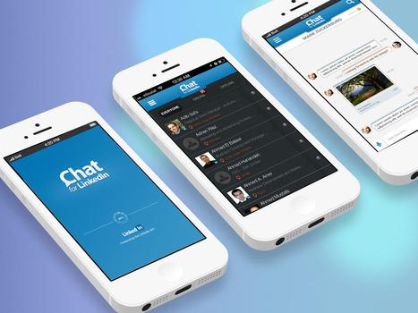 LinkedIn Chat App for LinkedIn Users | Blink Chat for LinkedIn™ | Scoop.it