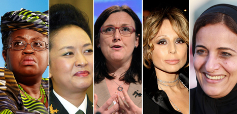 The Most Powerful Women You've Never Heard Of - By FP Staff | Women Innovators | Scoop.it