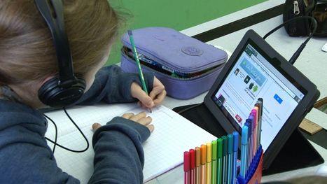 La tablette numérique, outil pédagogique polyvalent | Xanadu : l'information pour les bibliothécaires formateurs au bout des doigts | Scoop.it