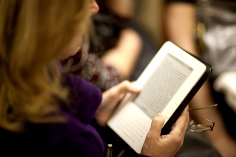 A good subscription for the ebook industry: Making books social   ITProPortal   Digital content   Scoop.it