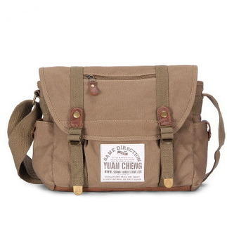 rustic classic school messenger bags in canvas and suede from Vintage rugged canvas bags | personalized canvas messenger bags and backpack | Scoop.it