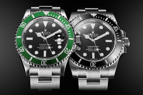 How The Rolex Submariner Watch Earned Its Place   aBlogtoWatch   luxury watches   Scoop.it