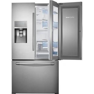 RF28HDEDBSR Bottom Mount French Door Refrigerator - Appliances Depot   Buy Home Appliances with One Year Warranty   Scoop.it