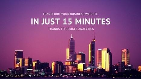 Google Analytics training | Splash Copywriters | Entrepreneurial Passion | Scoop.it