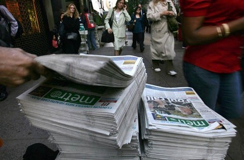 The Glory Days of American Journalism | New Age Information Consumption