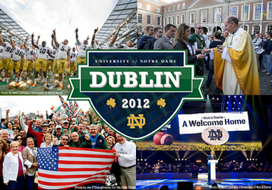 Irish tourism boost // News // The Daily Domer // University of Notre Dame | Greatest word Tourism news | Scoop.it