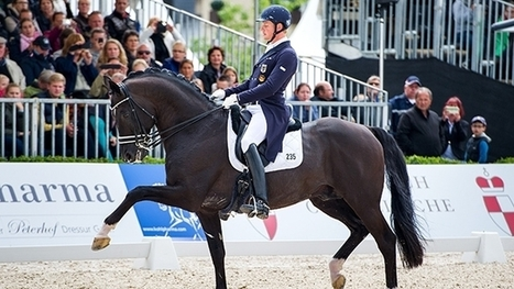 Dressage golden couple fail to shine in Aachen - Horse & Country   Dressage   Scoop.it