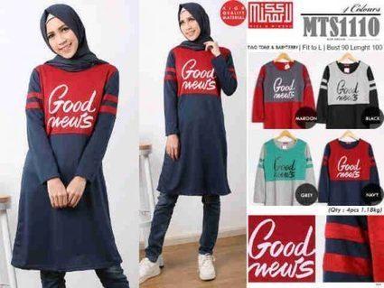 Pusat Grosir Baju Wanita | Baju Atasan Wanita MTS1110 | Grosir Produsen Konveksi Baju Wanita | Scoop.it