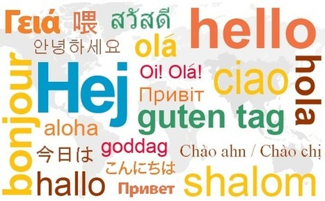 8 Great Language Learning Tools You Haven't Heard Of - Languages Around the Globe | Teachning, Learning and Develpoing with Technology | Scoop.it