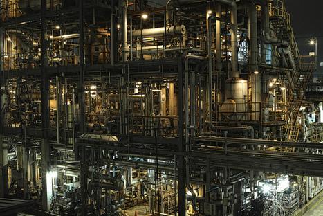 Keihin industrial complex 京浜コンビナート | Sigma DP2 Merrill | Scoop.it