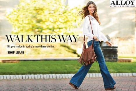 Find cheapest apparels with alloy coupon codes | Fashion Offers by Earlene | Scoop.it