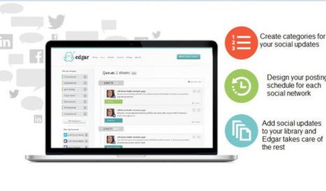 Les 10 meilleurs outils pros pour gérer vos réseaux sociaux | Going social | Scoop.it