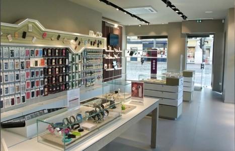 Orange ouvre des boutiques dédiées aux objets connectés   Orange bleue   Scoop.it