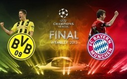 Borussia Dortmund vs Bayern Munich en vivo – 25 de Mayo Final Champions League | Ver Futbol en Vivo | Scoop.it