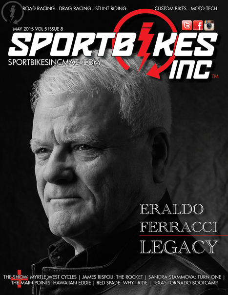 Sportbikes Inc.  - Eraldo Ferracci: Legacy | Ductalk Ducati News | Scoop.it