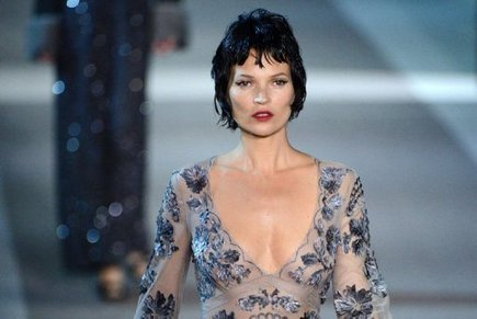 Kate Moss wraps up Paris fashion week with star turn at Vuitton | Best of the Los Angeles Fashion | Scoop.it