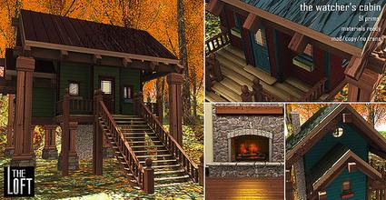 The Loft @ The Garden   SL Homes & Gardens Scoop   Scoop.it