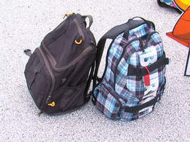 How to properly wear a school backpack and safety tips for biking to school | Bicycle Safety and Accident Claims in CA | Scoop.it