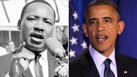 Full Text: King's 'I Have a Dream' Speech | Obama and MLK | Scoop.it