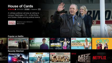 Netflix wants 50% of its library to be originalcontent | L'oeil d'Artimon sur les médias | Scoop.it