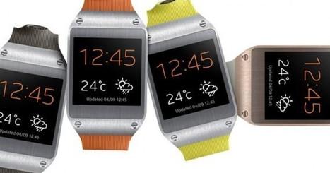 Quelle montre connectée Samsung vous convient ? | Montres connectées | Scoop.it