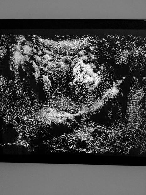 Explore Intricate Alien Landscapes Formed by a Single Algorithm | The Creators Project | Code and Form | Scoop.it
