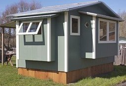 Distinction In between a Temporary Structure and a Portable Building | Modular Building News | Modular Buildings Ideas | Scoop.it