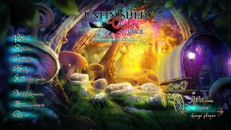 Unfinished Tales: Illicit Love Walkthrough   CasualGameGuides.com   Casual Game Walkthroughs   Scoop.it
