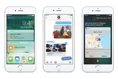 SMS Marketing Using iOS 10: Things To Know | Digital Marketing News | Scoop.it