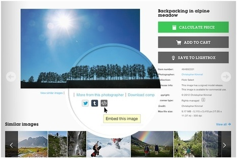 Getty Images makes much of its photo portfolio free to use | E-Learning | Scoop.it