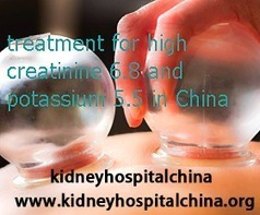 High Creatinine 6.8 and Potassium 5.5: What is Treatment | kidney disease | Scoop.it