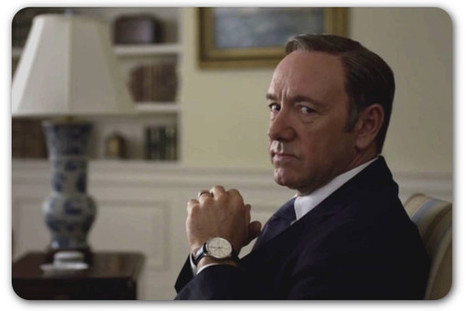 6 'House of Cards' quotes that apply to PR | Swing your communication | Scoop.it