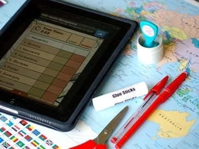 Let Tech Organize Your Teaching | Personal Learning Network | Scoop.it