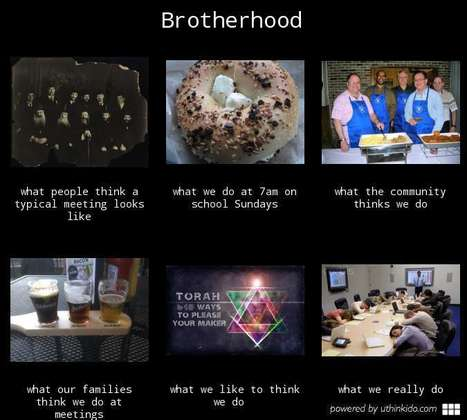 Brotherhood | What I really do | Scoop.it