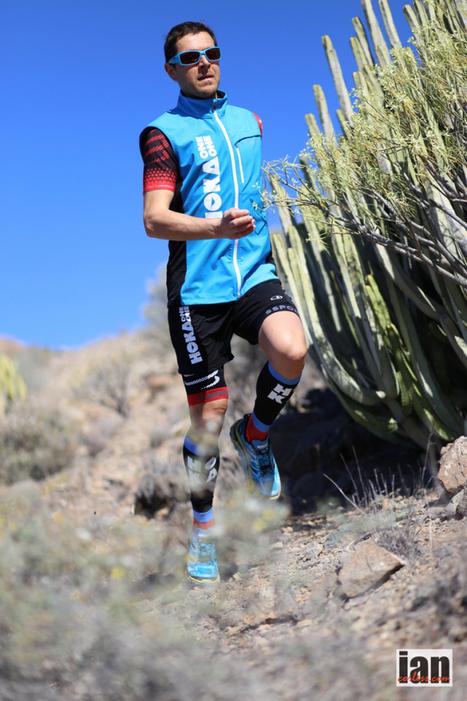 Hoka's Julien Chorier podiums The North Face TransGranCanaria ... | Compressport | Scoop.it