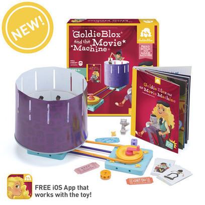 GoldieBlox   Toys that give girls confidence in problem-solving   Programación, Tecnología y Robótica Educativa   Scoop.it