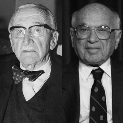 Hayek, Friedman, and the Illusions of Conservative Economics | Reflecting on Basic Income | Scoop.it