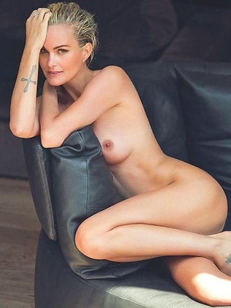 Photos : Laetitia Hallyday nue pour Lui | Radio Planète-Eléa | Scoop.it
