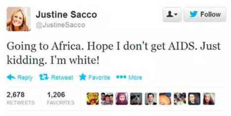 Comment un tweet a ruiné sa vie | Réseaux sociaux | Scoop.it