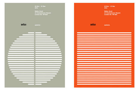 Homenaje gráfico a Braun | Folio. | apuntes sobre diseño | Scoop.it