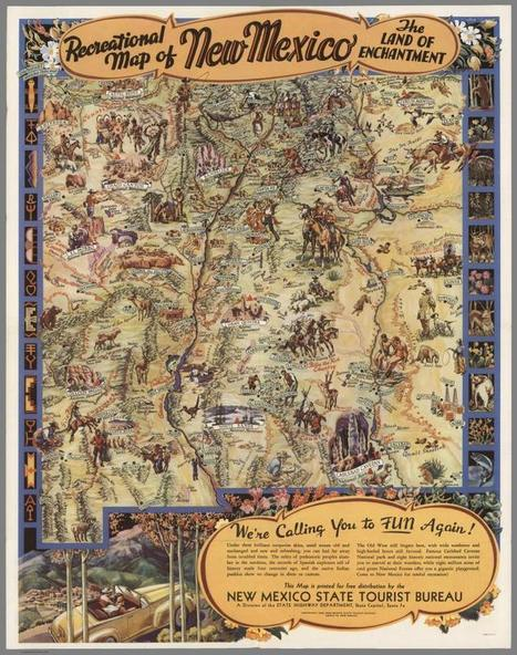Vintage Infodesign [82] | History & Maps | Scoop.it