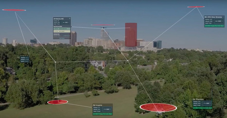 Drones can avoid collisions by sharing knowledge - Geoawesomeness | Drone - UAV | Scoop.it
